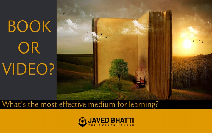 Javed Bhatti Blog Book or Video