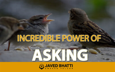 Incredible Power of ASKING